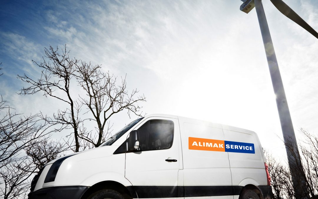 Avanti Wind Systems and Alimak Service – the ultimate combination