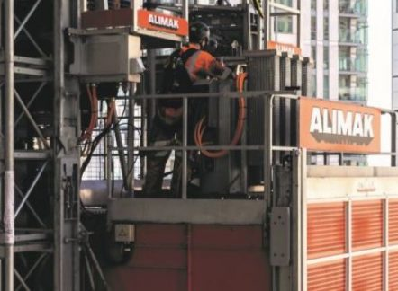 The importance of maximising the value of your maintenance budget for Alimak vertical access equipment