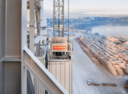 Complete service support for Alimak's world leading vertical access solutions
