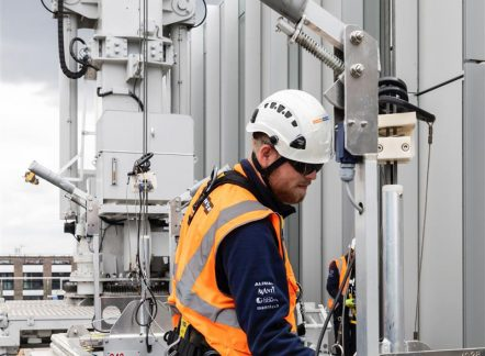 Alimak Service delivers refurbishment solutions to extend the operational life of vertical access equipment