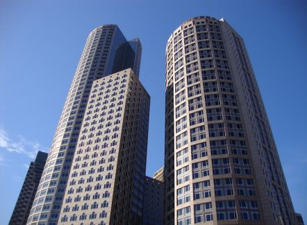 Service and support solutions protect the facade access system at International Place, Boston